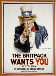 The Brit Pack USA Ulysses July 7th