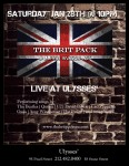 The Brit Pack USA Ulysses 2012