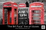 The Brit Pack USA Ulysses June 9